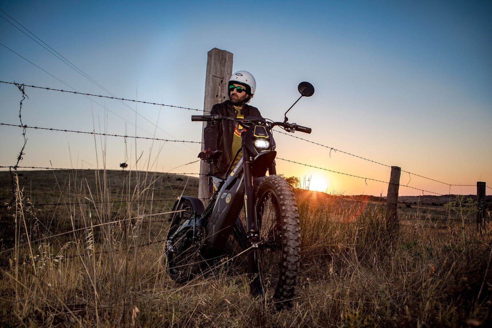 Bultaco Brinco C Restyle Night Time Shoot 2