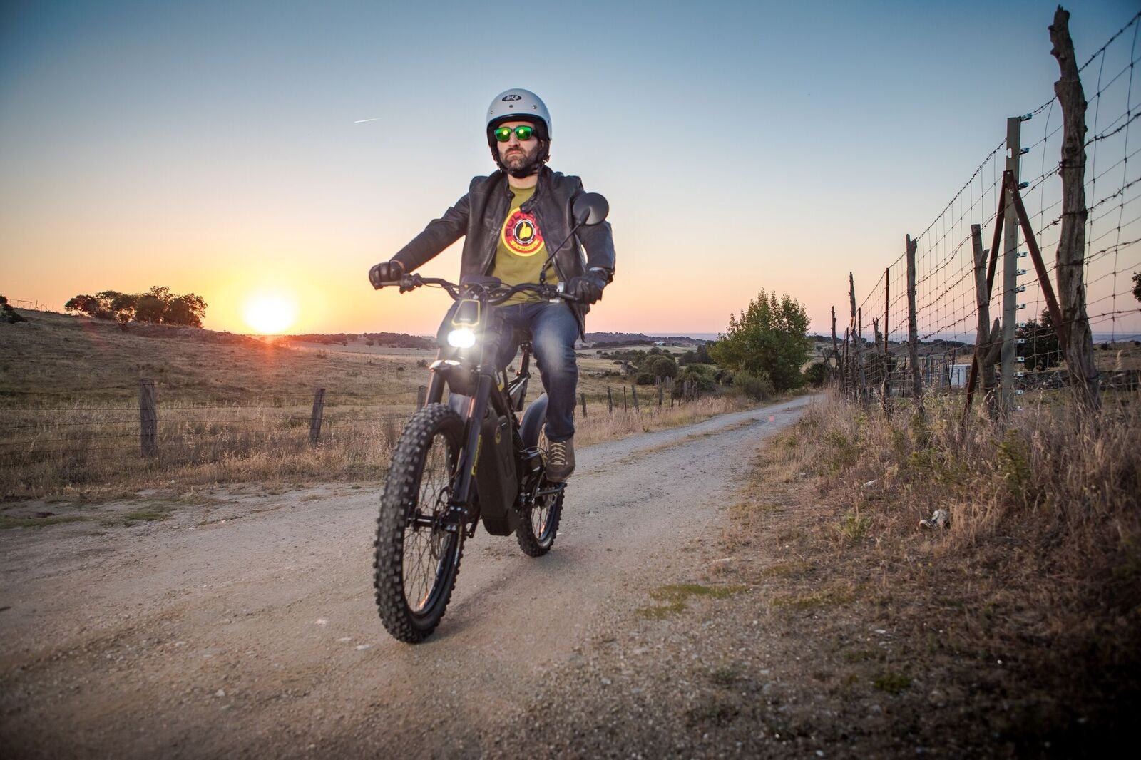 Bultaco Brinco C Restyle Night Time Shoot 6