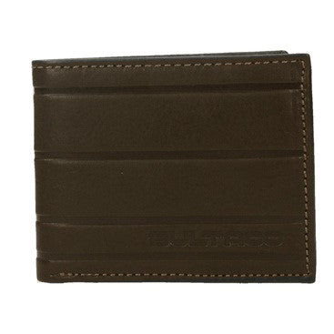 Brown Horizontal Wallet With Card Holder