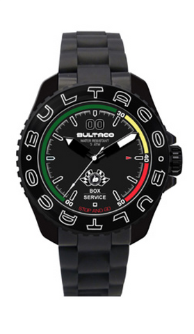 Reloj Speedcity 45 Bultaco Box Service Watch
