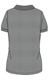 Bultaco Smoke Grey Polo Shirt