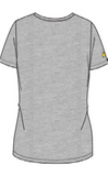 Bultaco Smoke Grey Short Sleeve T-Shirt
