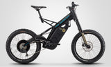 Bultaco Brinco RB Black-Blue Side View
