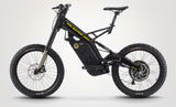 Bultaco Brinco RB Black-Yellow Side View