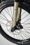 Bultaco Brinco RB Black-Yellow Front Brake
