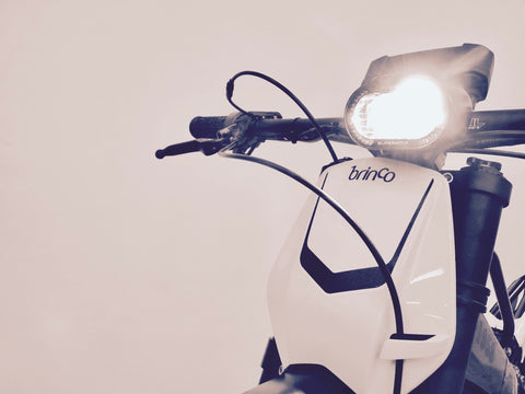 Bultaco Brinco Headlight Kit