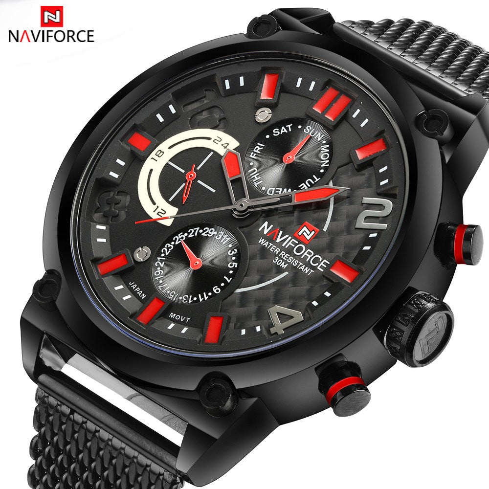 Naviforce6 Watch