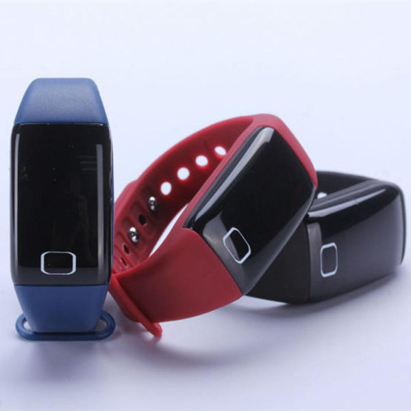 Smart Fitness Watch with Heart Rate