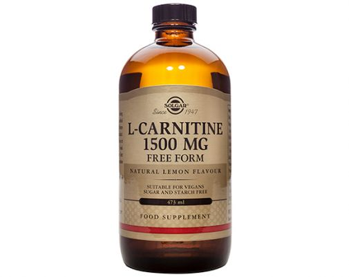 Solgar - L-Carnitine Liquid