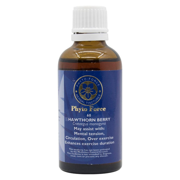 Phyto-Force Hawthorn Berry Tincture
