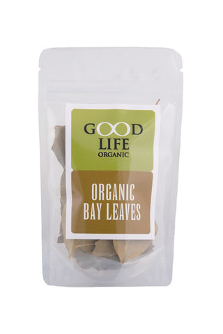 Good Life Organic Bay Leaves