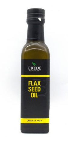 Crede Flax Seed Oil 250ml