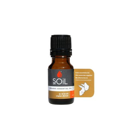 Soil - Essential Oil Ginger 10ml