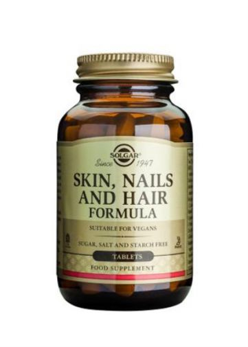 Solgar - Skin, Nails & Hair Formula tablets