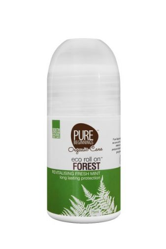 Pure Beginnings Roll-On Deo Forest 75ml