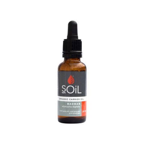 Soil - Baobab Carrier Oil