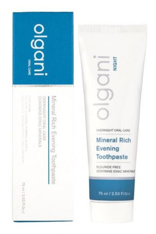 Olgani Mineral Evening Toothpaste 75g