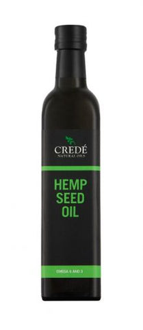 Crede - Hemp Seed Oil 500ml