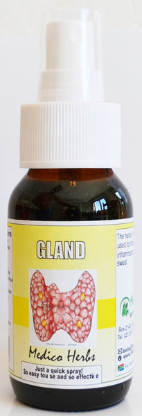 Medico Herb Gland Spray