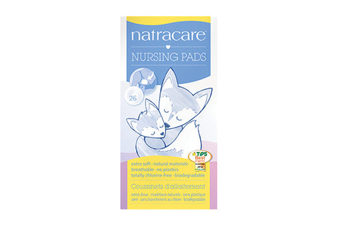 Natracare Natural Nursing Pads