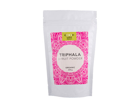 Good Life Organic Triphala Powder