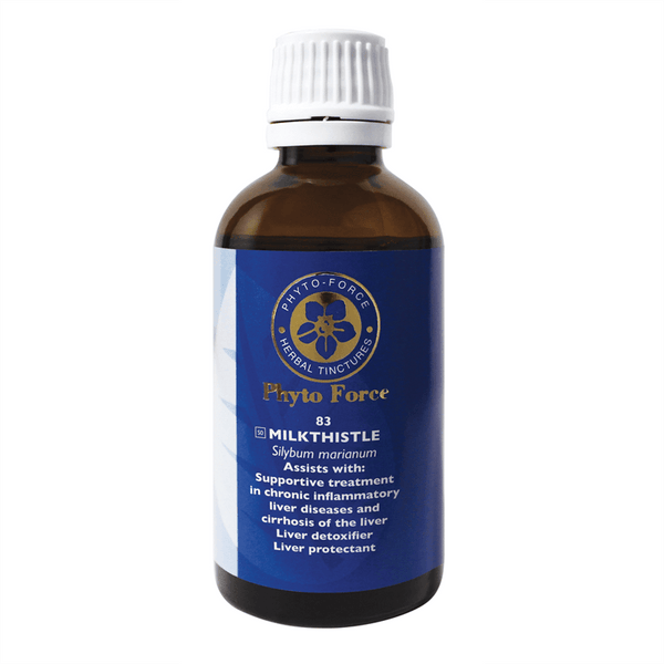 Phyto-Force Milk Thistle Tincture