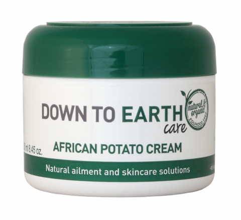 African Potato Cream 250ml