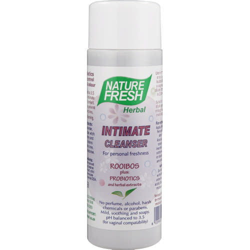 Nature Fresh Intimate Cleanser Rooibos