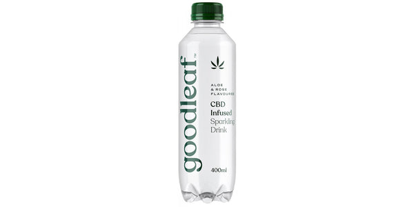 GoodLife Organic Goodleaf CBD water