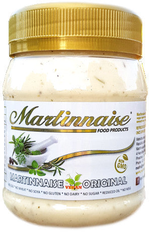 Martinnaise Original Vegan Mayonnaise 400g