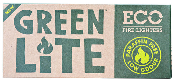 Green Lite Firelighters