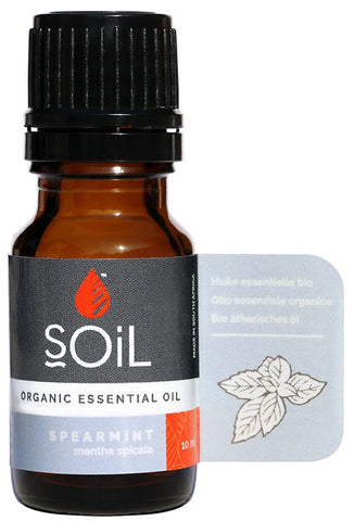 Soil - Essential Oil Spearmint 10ml