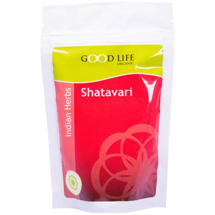 Good Life Organic Shatavari Powder 100g