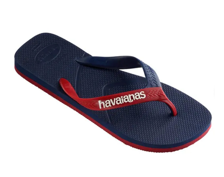 HAVAIANAS CASUAL in NAVY BLUE & RED-1