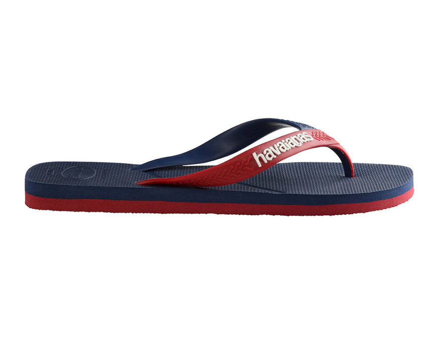 HAVAIANAS CASUAL in NAVY BLUE & RED-4