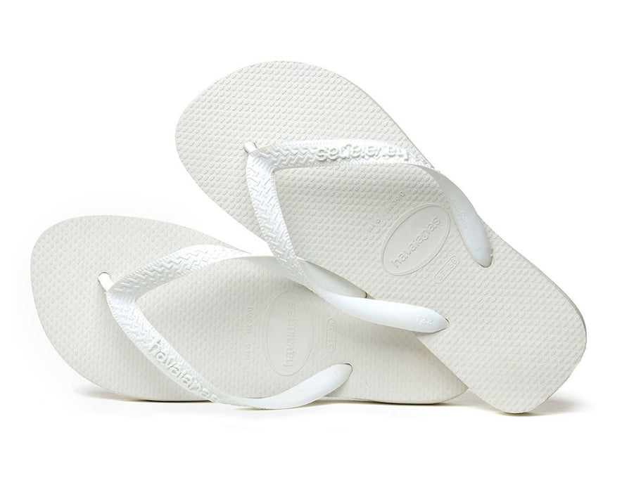 HAVAIANAS TOP in WHITE-3