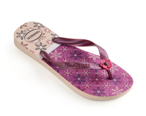Havaianas Women Top Gracia Flip-flop (Ballet Rose)