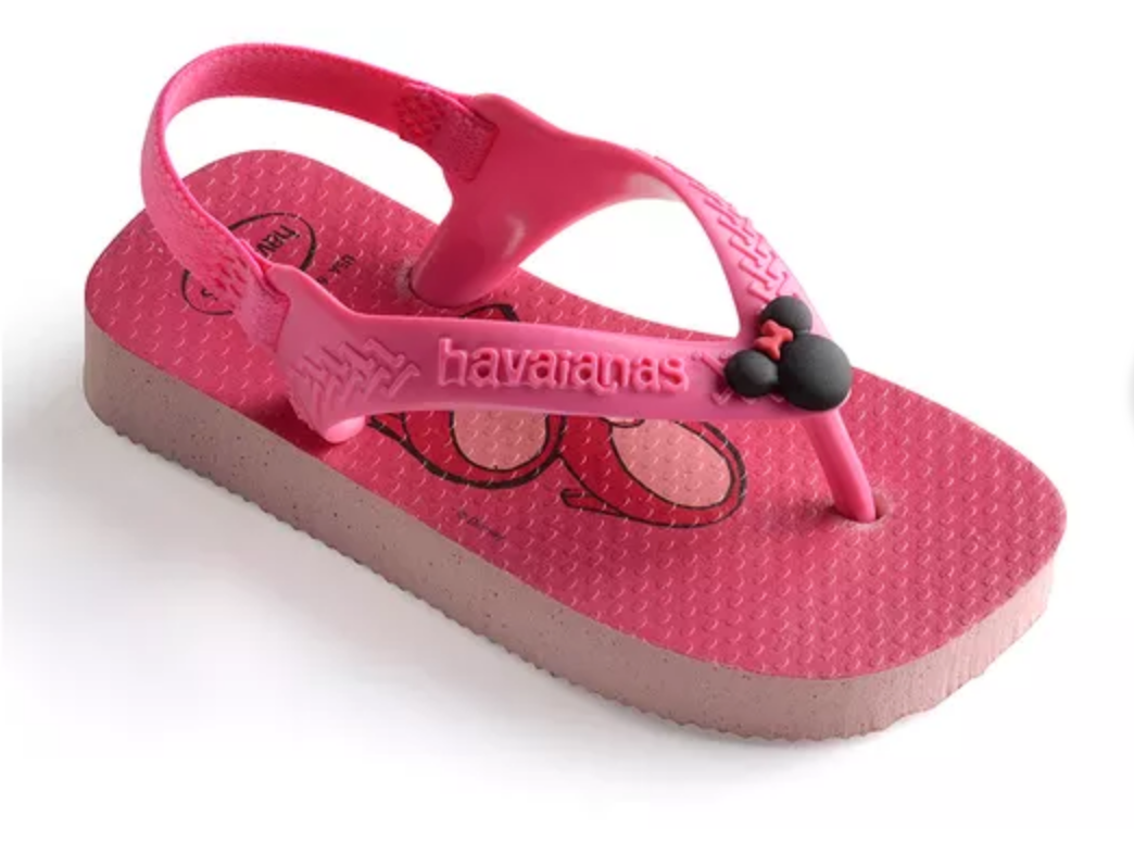 HAVAIANAS DISNEY CLASSIC MINNIE MOUSE-1