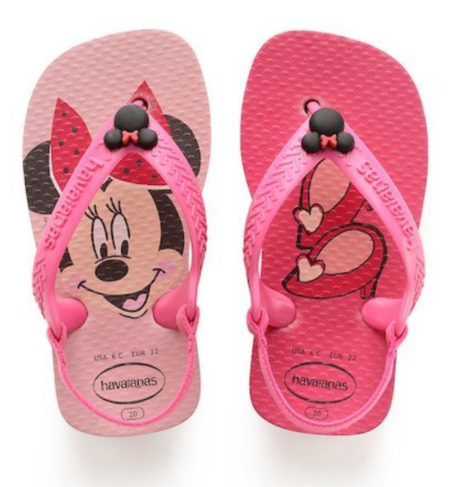 HAVAIANAS DISNEY CLASSIC MINNIE MOUSE-2