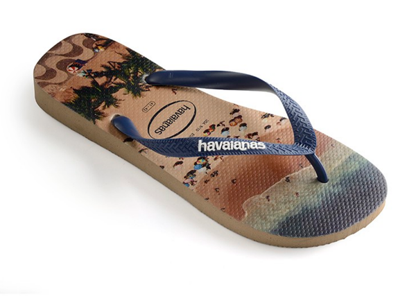 HAVAIANAS HYPE in ROSE GOLD-1
