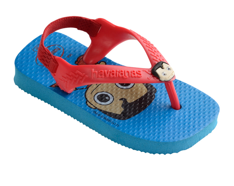 d55a649d355 Home Havaianas Sandals for Kids (Superman). HAVAIANAS BABY HEROES SUPERMAN-1