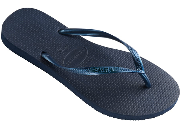 HAVAIANAS SLIM in NAVY BLUE-1