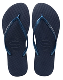 HAVAIANAS SLIM in NAVY BLUE-2