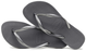 HAVAIANAS SLIM in STEEL GREY-3