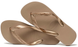 HAVAIANAS TOP TIRAS in ROSE GOLD-3