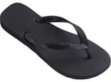 HAVAIANAS TOP in BLACK-1