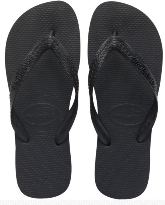 HAVAIANAS TOP in BLACK-3