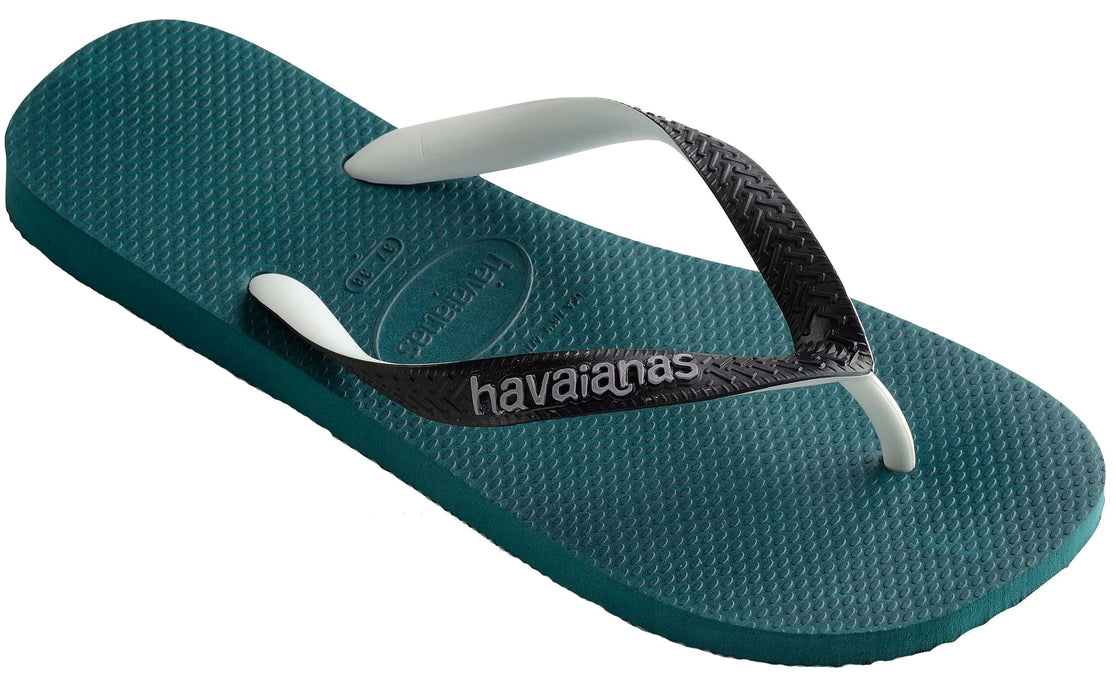 360cc27dddc1 Havaianas Top Mix for Men (Petroleum   White) — Schumart