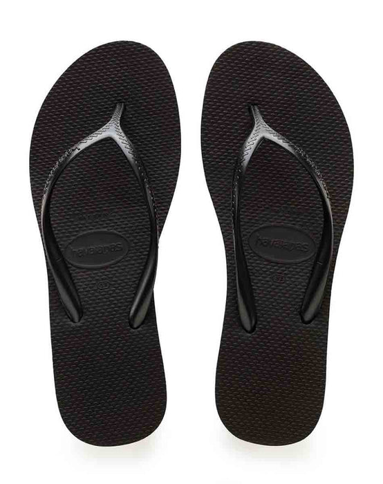 HAVAIANAS HIGH LIGHT in BLACK-2