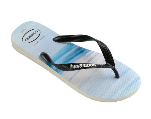 HAVAIANAS HYPE in WHITE WAVE-1